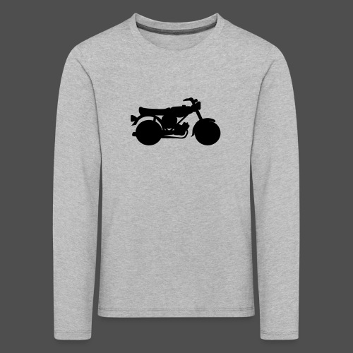 Moped 0MP01 - Kids' Premium Longsleeve Shirt