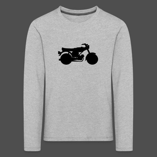 Moped 0MP01 - Kinder Premium Langarmshirt