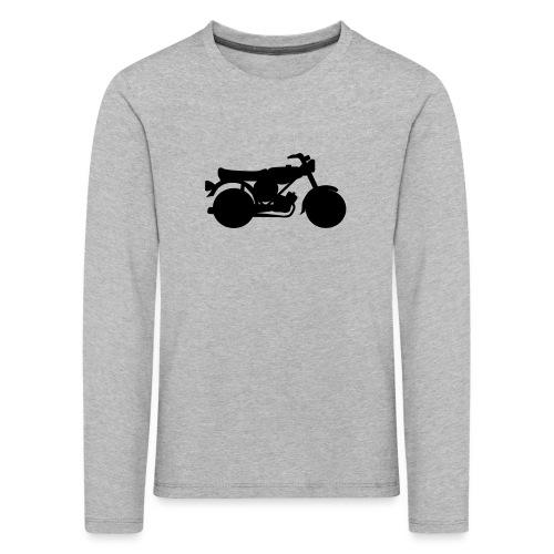 Moped 0MP01 - Kids' Premium Longsleeve Shirt
