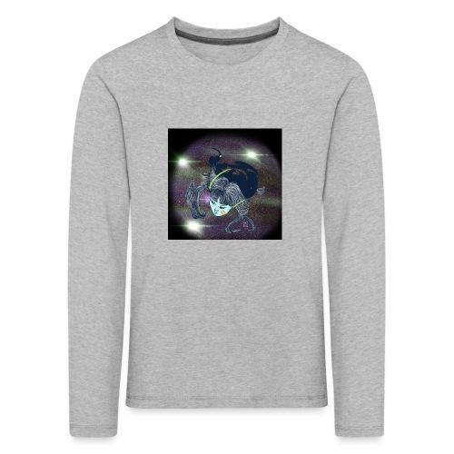 the Star Child - Kids' Premium Longsleeve Shirt
