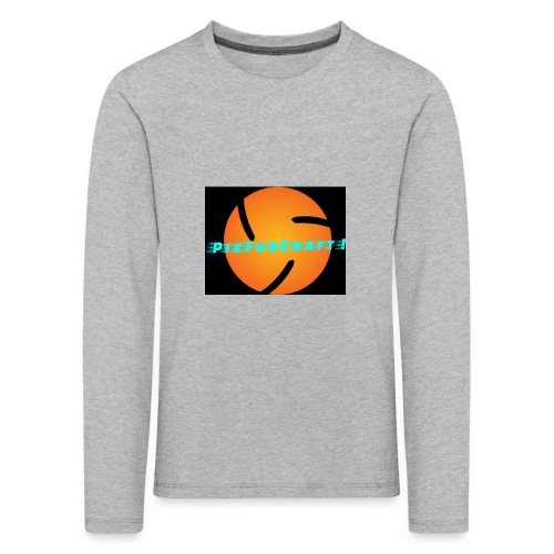 LOGO PixForCraft (Le logo de Juin 2017) - T-shirt manches longues Premium Enfant