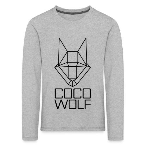 COCO WOLF - Kinder Premium Langarmshirt