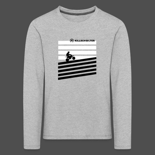 DIRT BIKE RIDER 0DR01 - Kids' Premium Longsleeve Shirt