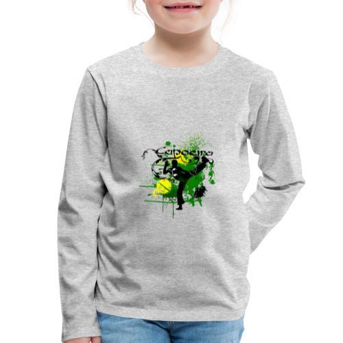 Capoeira Brasil - Kids' Premium Longsleeve Shirt