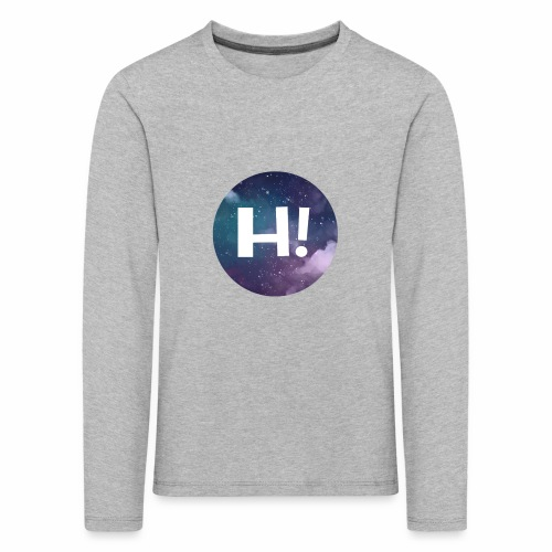 H! - Kids' Premium Longsleeve Shirt