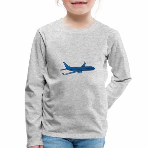 L'avion ! - T-shirt manches longues Premium Enfant