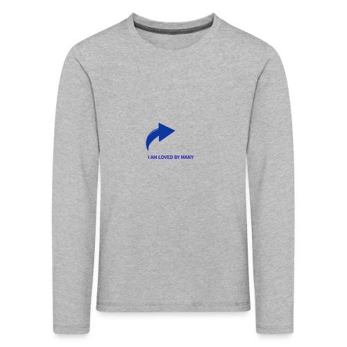 1527348336103 - Långärmad premium-T-shirt barn