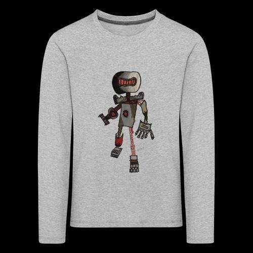 Rock OT BY TAiTO - Lasten premium pitkähihainen t-paita