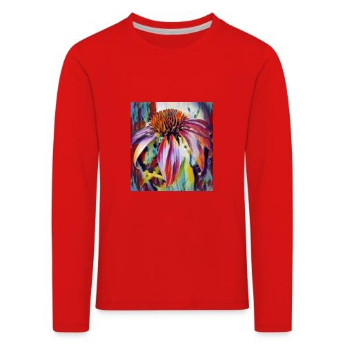 Flower2 - T-shirt manches longues Premium Enfant