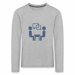 Business Meeting - Långärmad premium-T-shirt barn