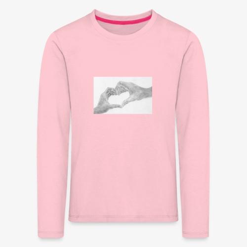 body bébé - T-shirt manches longues Premium Enfant
