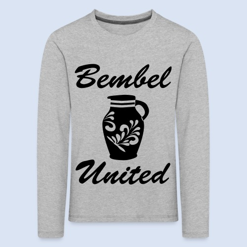 Bembel United Hessen - Kinder Premium Langarmshirt