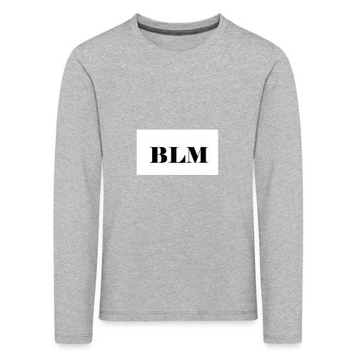 BLM - T-shirt manches longues Premium Enfant
