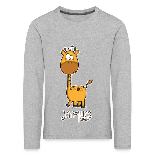 JACQUES Giraff - Kinder Premium Langarmshirt