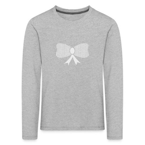 rosett png - Kids' Premium Longsleeve Shirt