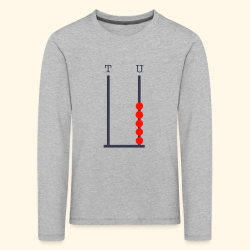 I am 5 - Kids' Premium Longsleeve Shirt