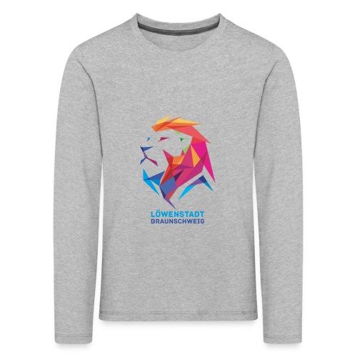 Löwenstadt Design 7 - Kinder Premium Langarmshirt