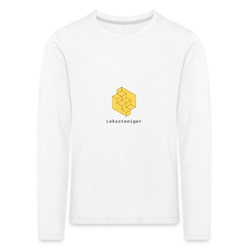 Lekasteniger - Kinder Premium Langarmshirt
