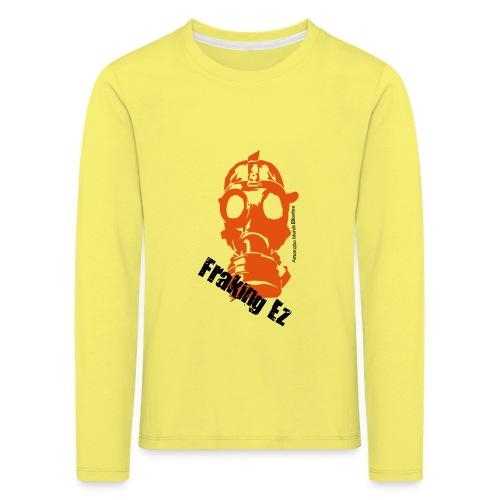 Anti - fraking - Camiseta de manga larga premium niño