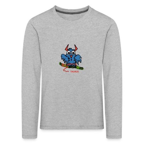 1523968600600 - Långärmad premium-T-shirt barn