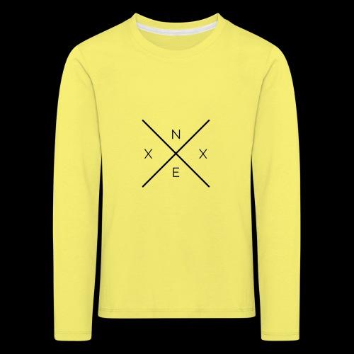 NEXX cross - Kinderen Premium shirt met lange mouwen