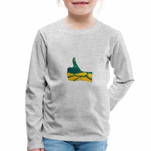 D'accord, c'est Ok - T-shirt manches longues Premium Enfant