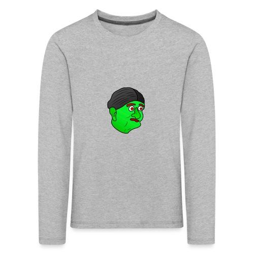JAMPPAMUMMO LIMITED EDITION - Lasten premium pitkähihainen t-paita