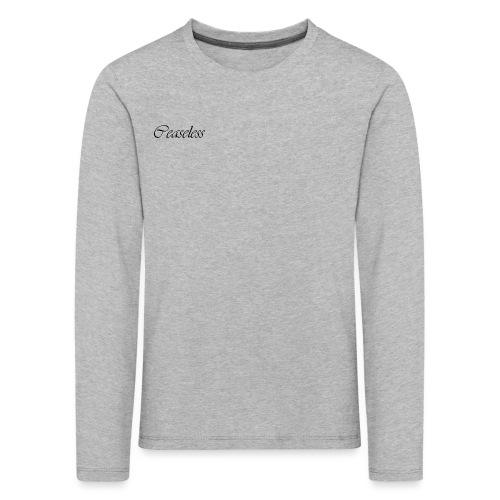 ceaseless - Kids' Premium Longsleeve Shirt