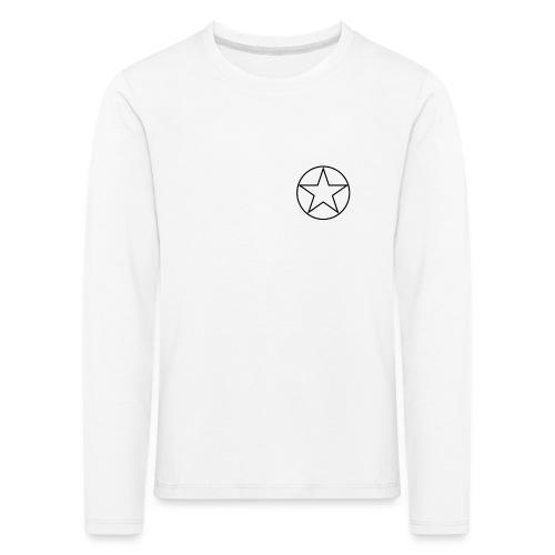 Reices - Kinderen Premium shirt met lange mouwen
