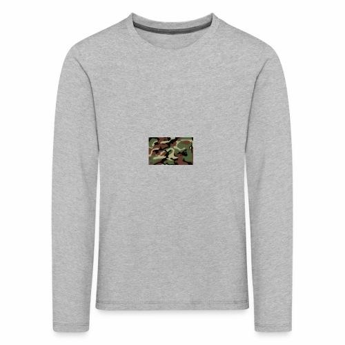 camu - Camiseta de manga larga premium niño