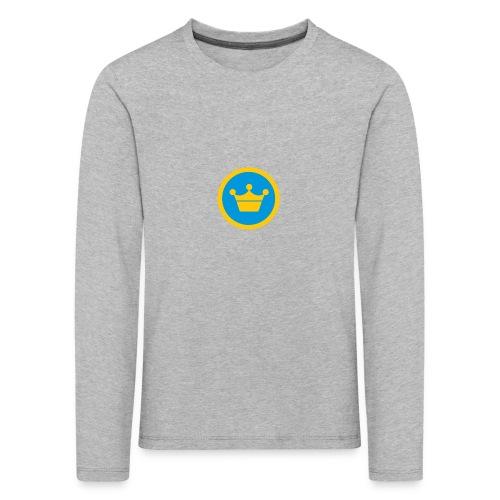 foursquare supermayor - Camiseta de manga larga premium niño