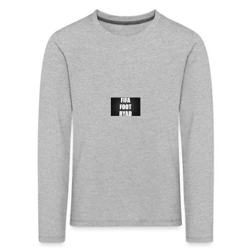 pizap 2 - T-shirt manches longues Premium Enfant