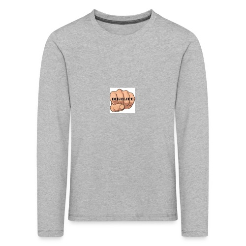 BIKELIFE - Kids' Premium Longsleeve Shirt