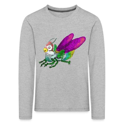 Chicken-Hopper - Kids' Premium Longsleeve Shirt