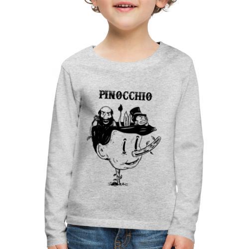 pinocchio - Maglietta Premium a manica lunga per bambini