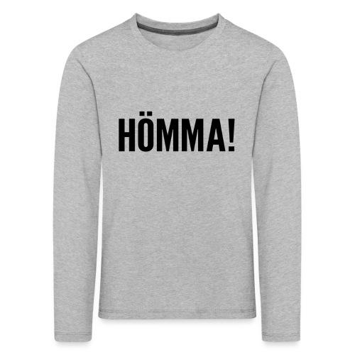 Hömma - Kinder Premium Langarmshirt