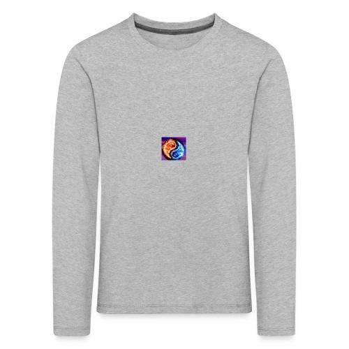 The flame - Kids' Premium Longsleeve Shirt
