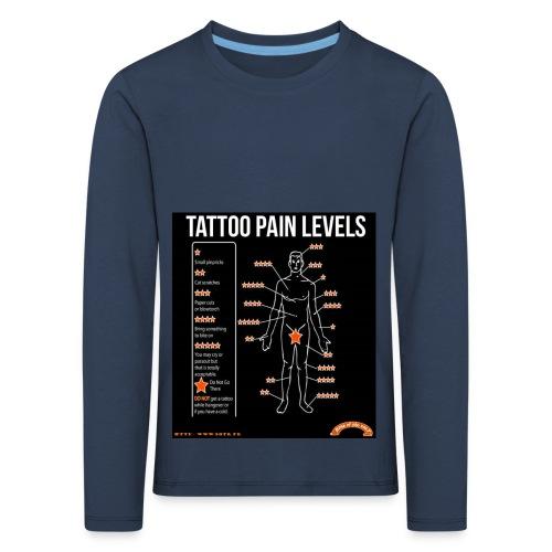 tatoo - T-shirt manches longues Premium Enfant