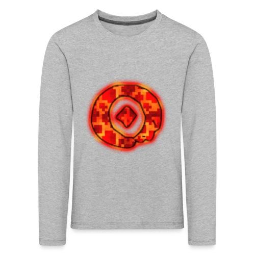 Omega O - Kids' Premium Longsleeve Shirt