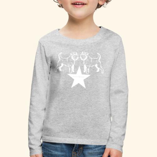 Brussels Griffon star - T-shirt manches longues Premium Enfant