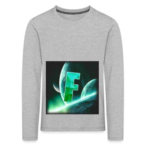 Fahmzii's masterpiece - Kids' Premium Longsleeve Shirt