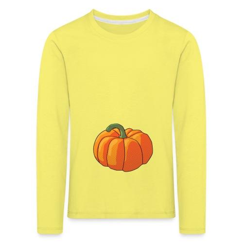 Pumpkin - Maglietta Premium a manica lunga per bambini