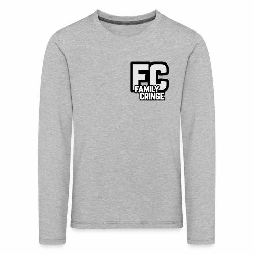 FAMILY CRINGE - Långärmad premium-T-shirt barn
