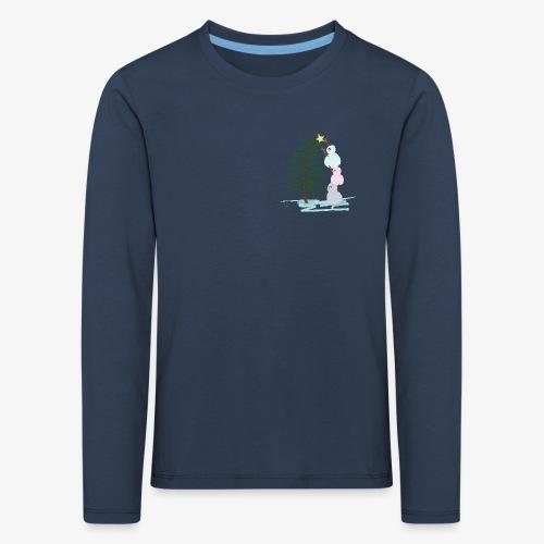 3bonhommesdeneige - Kids' Premium Longsleeve Shirt