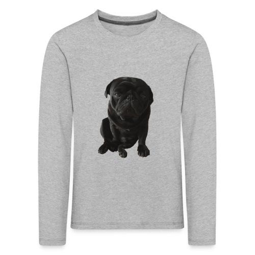 Otis_drukwerk_proef_zonder_doos - Kids' Premium Longsleeve Shirt