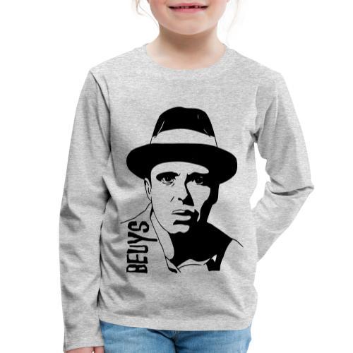 Joseph Beuys - Kinder Premium Langarmshirt