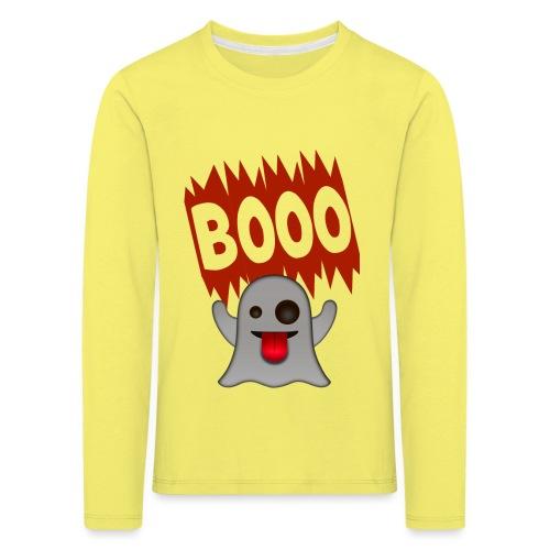 Booo - Lasten premium pitkähihainen t-paita
