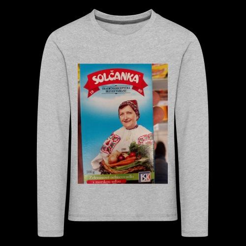 Babushka's fines - Kids' Premium Longsleeve Shirt
