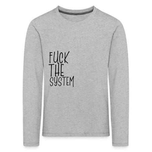 FCK - Koszulka dziecięca Premium z długim rękawem