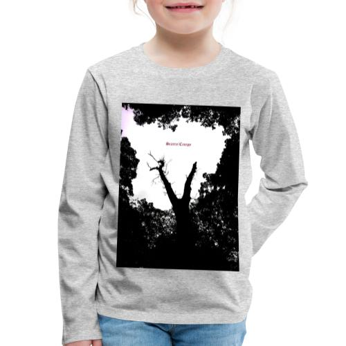 Scarry / Creepy - Kids' Premium Longsleeve Shirt